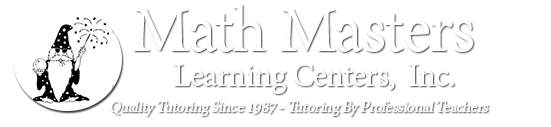 Math Masters Learning Centers, Inc. - Company Logo